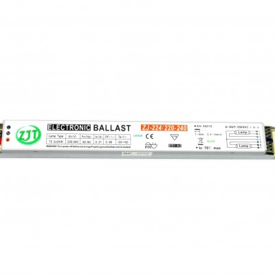 T5 2x24w Electronic Ballast With