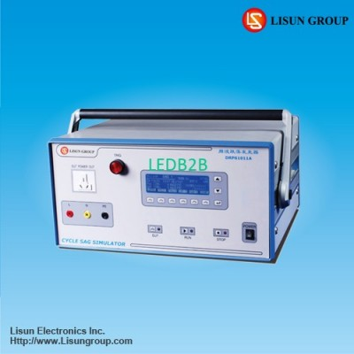 Voltage Dips and Interruptions Ge