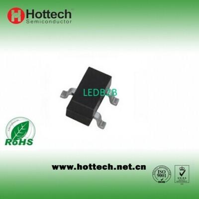 Plastic encapsulate transistor BC