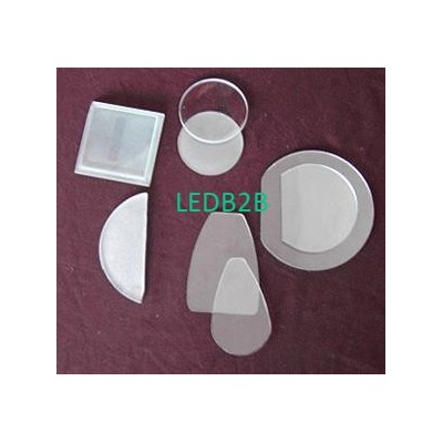 Abnormity tempered glass