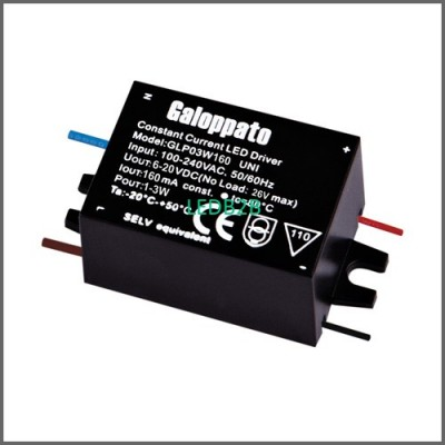 1-3W 160mA 6-20V Constant Current