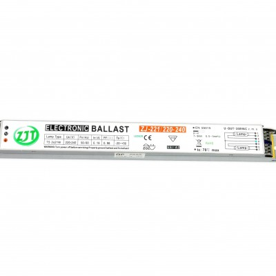 T5 2x21w Electronic Ballast With