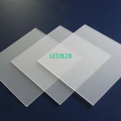 LGP Optical division diffuser