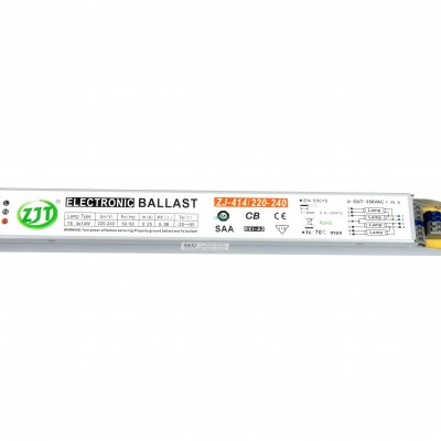 T5 4x14w Electronic Ballast With