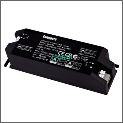 320mA 47-63V 15-20W Constant Curr