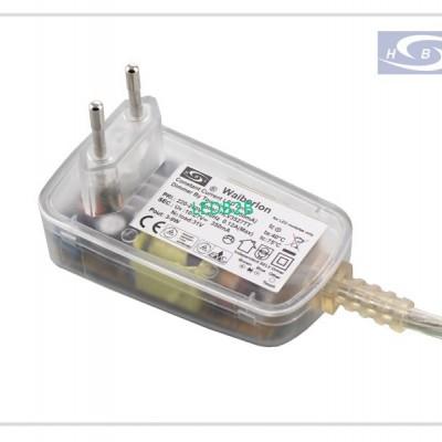 CE TUV EMC RoHS 700mA 9W Plug-in