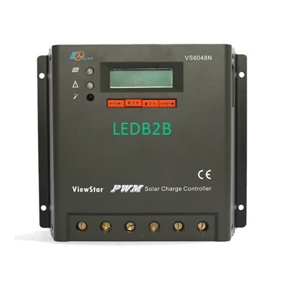 pwm solar charge controller  60a