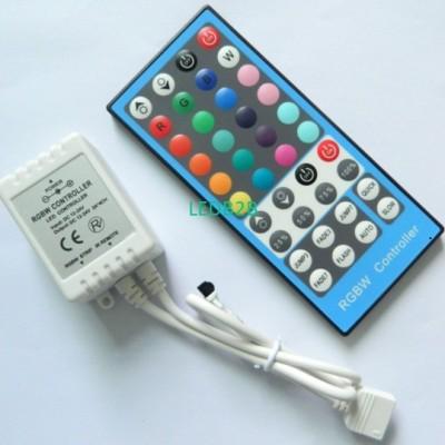 Hot sale IR remote 40 key rgbw le