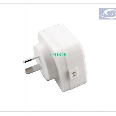 SAA RoHS 3-6W,350mA SAA-Plug Cons