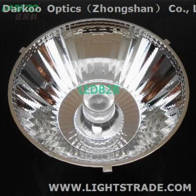 Reflector and Lens narrow angle D