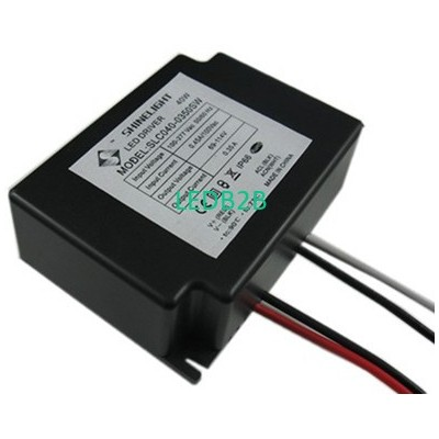 40W Constant Current Single Outpu