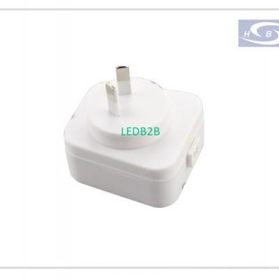 SAA RoHS 3-6W,500mA SAA-Plug Cons