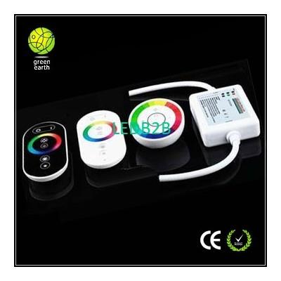 Wireless touching RGB controller