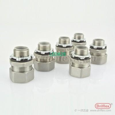 conduit fittings in Driflex