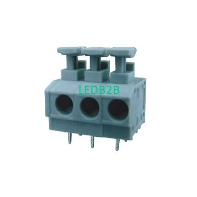 terminal block push connector