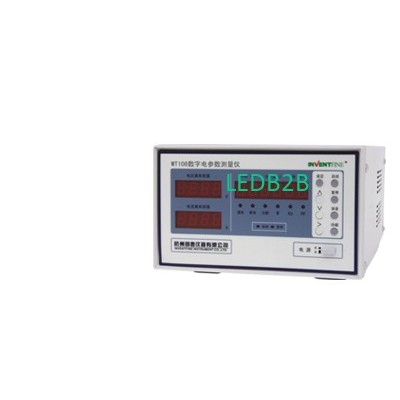 WT108 DIGITAL POWER METER (INTEGR