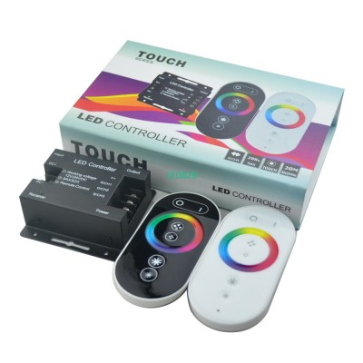 RF LED Controller/6 Key Touch RF
