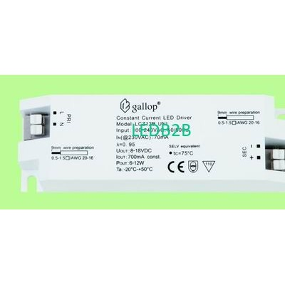 700mA  8-18V 6-12W  Constant  Cur