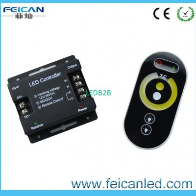 DC12-24V 12A RF Wireless LED Cont