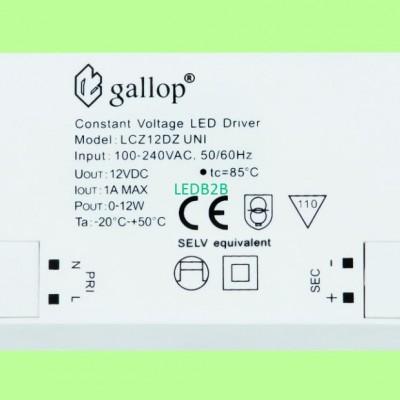 1A  12V  0-12W  Constant  Voltage