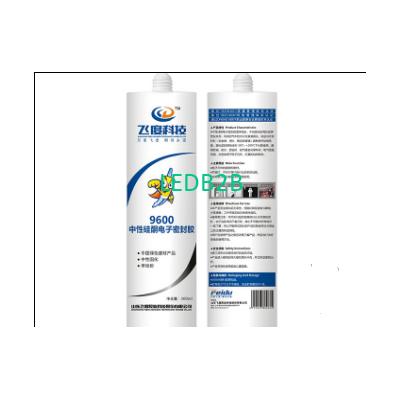 Electronic neutral silicone seala