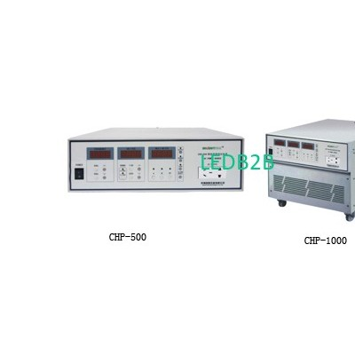 CHP-500/1000 AC POWER SOURCE