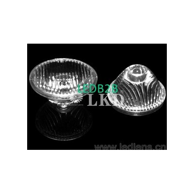 2050/10 wave striped surface lens