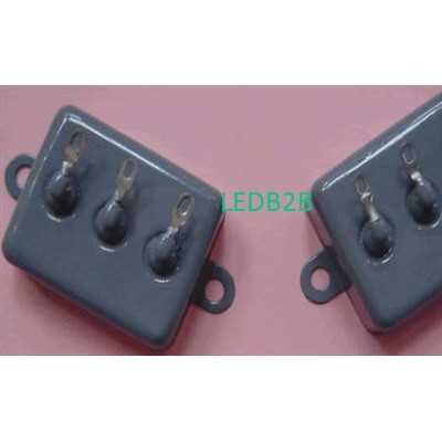 HID trigger capacitor