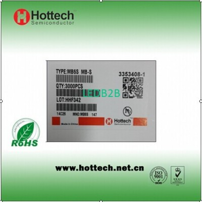 SMD bridge rectifier MB8S SO4 800