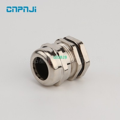 EMC metal cable glands