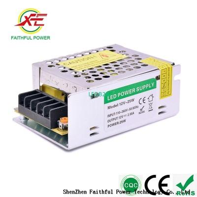 Led Lighting Strip Power Transfor