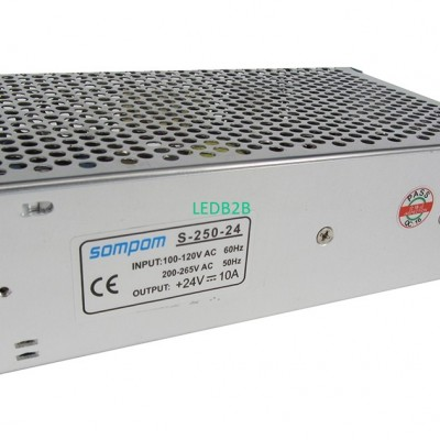 Sompom Switch Power 24V 10A Power