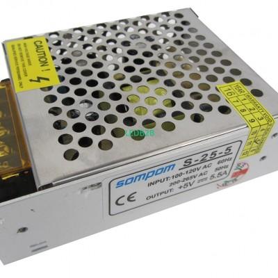 5V 30W Power Supply Sompom Switch