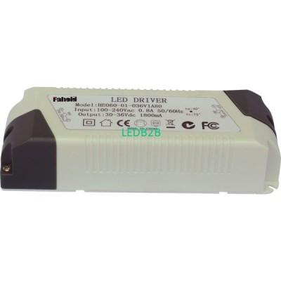 50W-60W External LED Downlight Dr