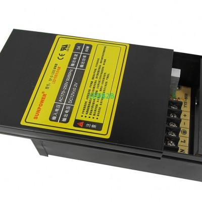 Sompom Rainproof Switch Power 12V