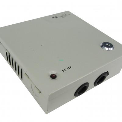 Sompom Power Supply 12V 3A 4 Chan