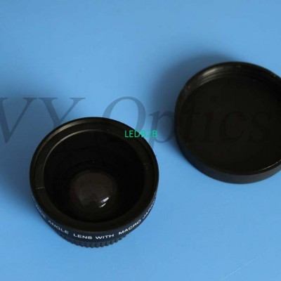 optical 0.65x wide angle converte