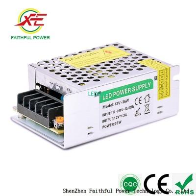 220V AC Adjustable Input 36w 24 V