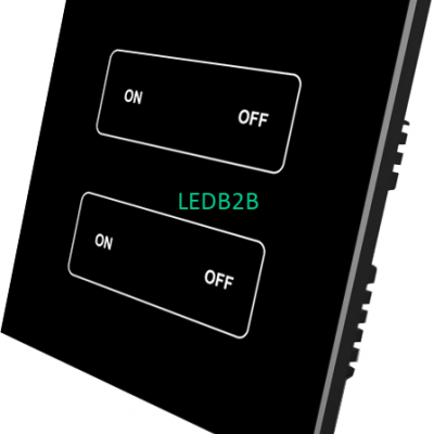 Easy RF Dimmer touch wall dimmer