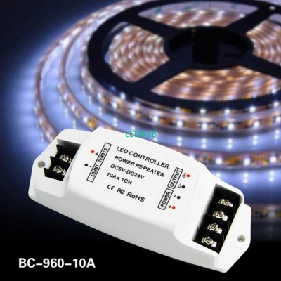 LED Power amplifier repeater