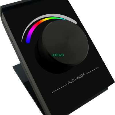 RGB Dimmer | Wall Rotary Dimmer