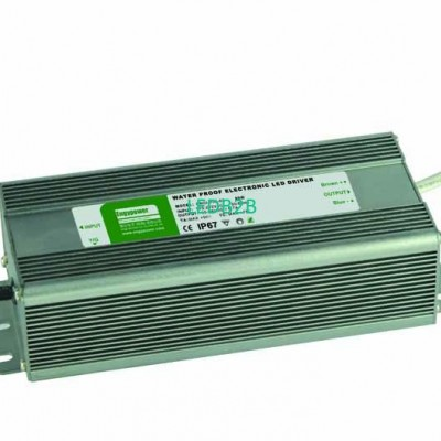 Switching power supply for LED li