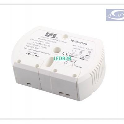 CE TUV EMC 35W 450mA Constant Cur