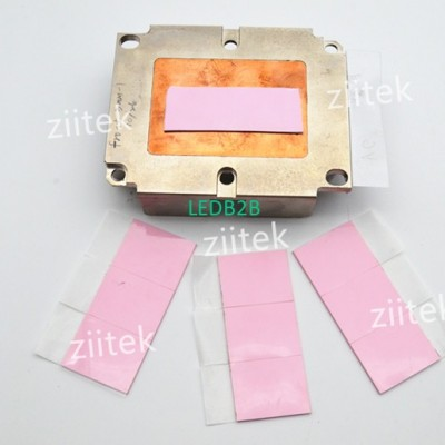 LED - Lit Lamps Thermal Gap Fille