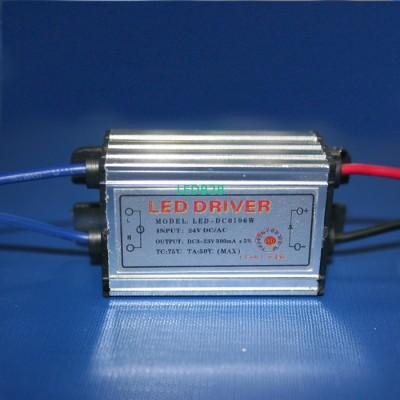 12V/24V DC input Set-down driver