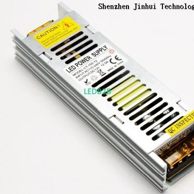 150W Slim Size Long Case Power Su