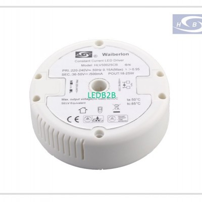 CE TUV EMC 30W 600mA Constant Cur