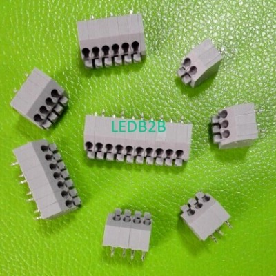 PCB SPRING TERMINAL BLOCKS