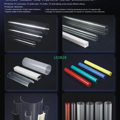 PC Extrusion Products