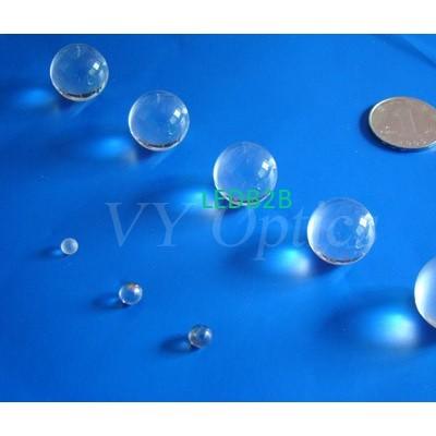 optical BK7 LaSFN9 Glass ball len